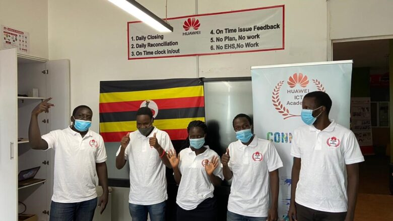 Team Uganda Shines at the World Stage of the Huawei ICT Global Competition