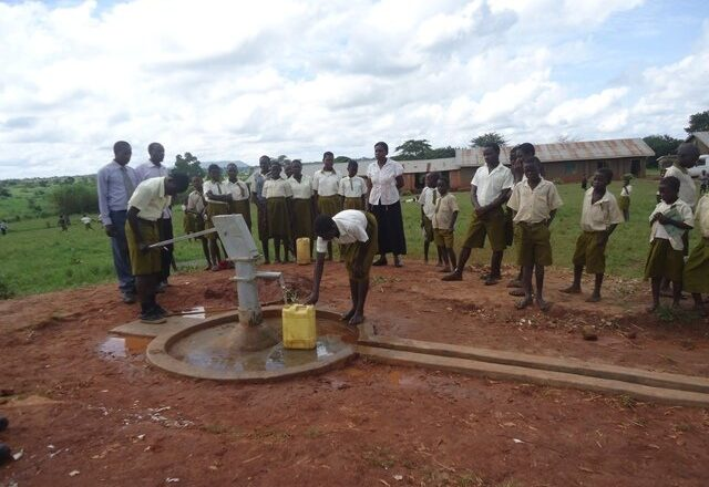 How life of fields transformed people's lives in Uganda
