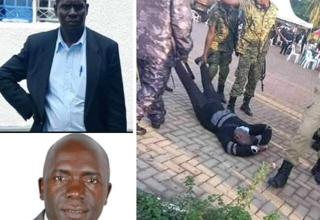 'Entebbe NRM Chairman Was Not Shot Dead By Army-' Police
