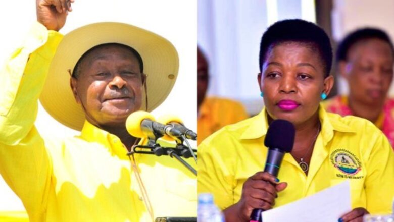 NRM party looking into reasons for its poor performance in Buganda