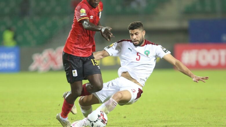 Uganda out of CHAN, Defeated by Morocco 5-2