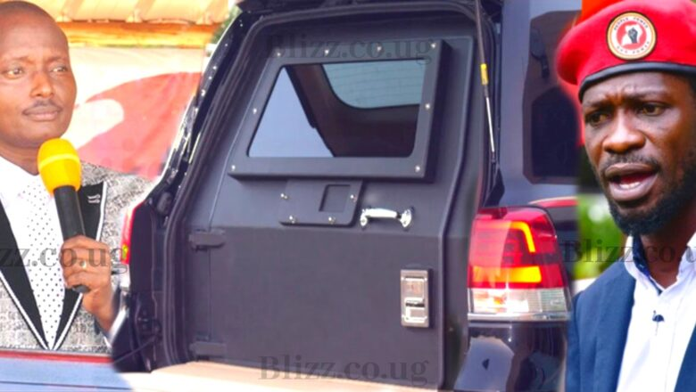 Mr kyagulanyi Got an Armored Car from government pastor Bugingo reveals secretes