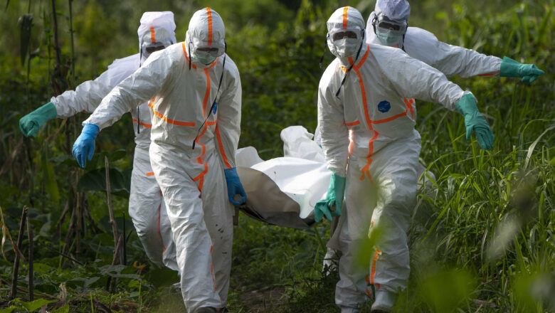 Third Ebola case in North Kivu province of DRC Confirmed
