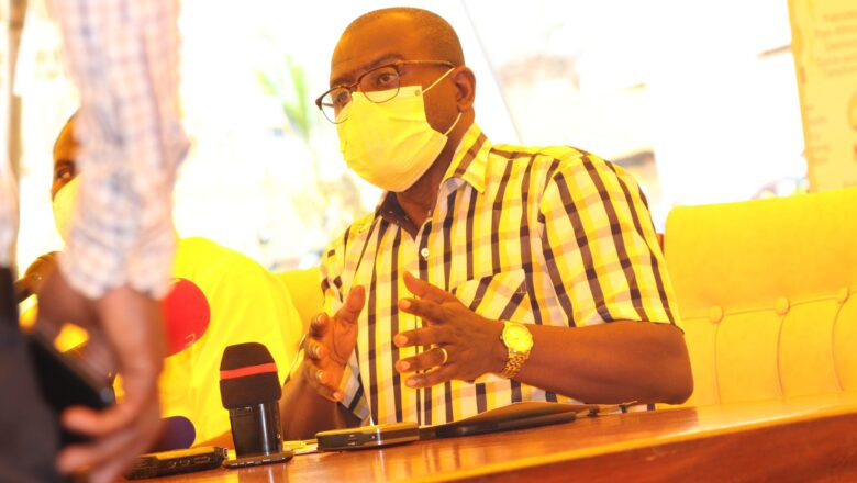NRM lines 40 lawyers to defend the choice of the majority Ugandans