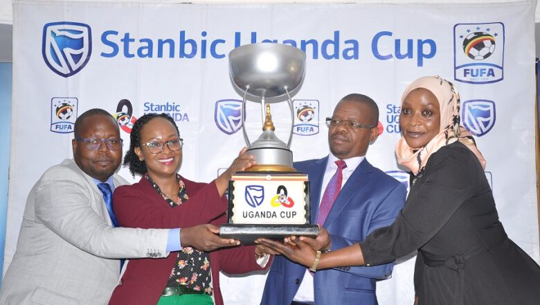 Round of 32 (First Leg) – 47th Edition Stanbic Uganda Cup full fixtures