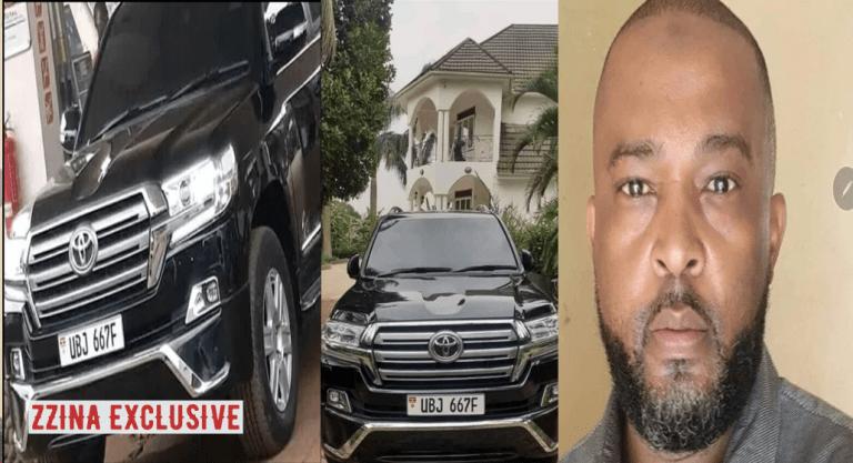 Kenyan tycoon Who Sold kyagulanyi Bulletproof Car reveals secretes