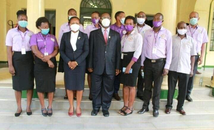 Judiciary introduces full time uniforms to its Court officials.