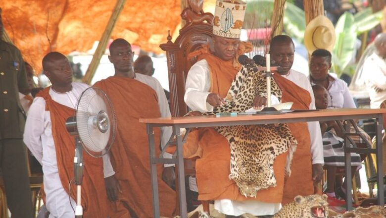 Kabaka Awards Five and Launches Book on his 66th birthday