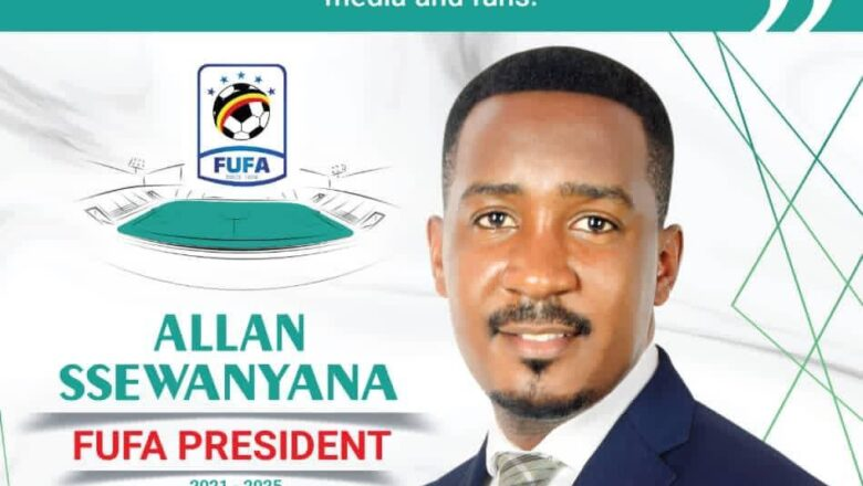 Hon Allan Ssewanyana in fufa presidential race