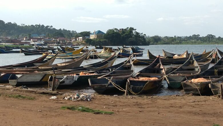 Fish scarcity causes looming poverty at  Katosi  landing site.