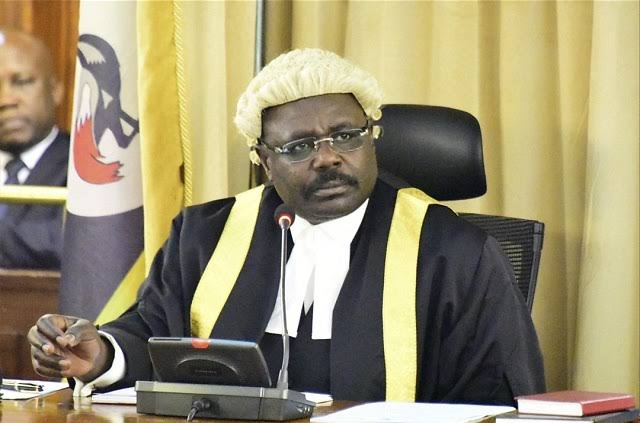 was Speaker Oulanya flown to London for covid-19 treatment ?