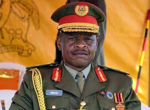 Lt. Gen. Mbadi appointed a new CDF