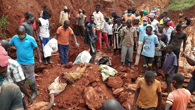 Man dies in Mukono quarry and one injured