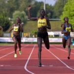 UGANDAN ATHLETICS – SHIDA LENI QUALIFIES FOR TOKYO OLYMPIC GAMES