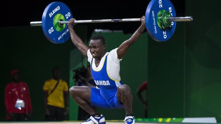 Ugandan weightlifter who fled pre-Olympics training found