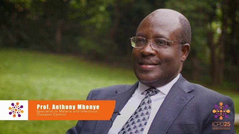 Prof. Kabanza Mbonye is Dead
