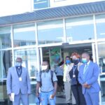 MISSING UGANDAN ATHELETE RETURNS SAFELY FROM TOKYO- JAPAN