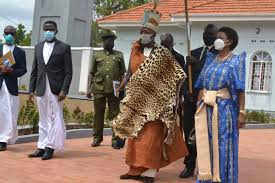 Why Land In Other Parts Uganda Not Talked About – Kabaka