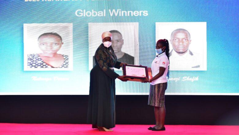 Deputy Prime Minister, Rt. Hon.Rukia Nakaddama Calls upon women to pursue ICT