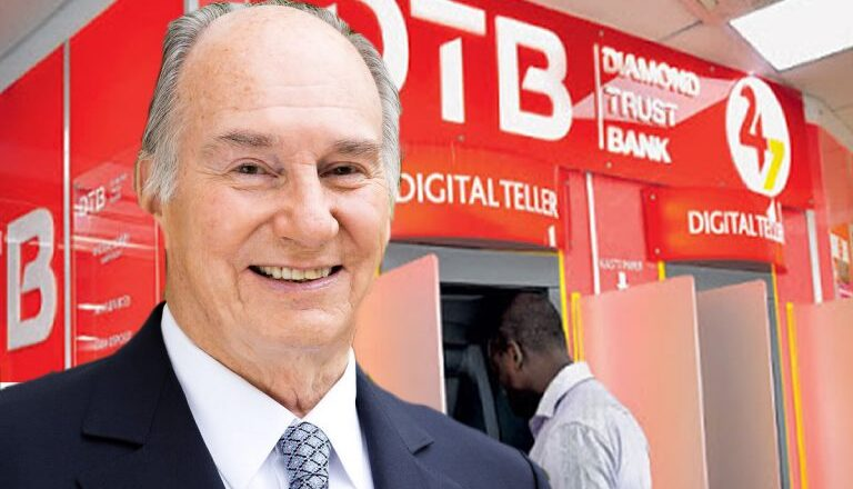AGAIN: HAM Vs DTB, DTB clients rush to withdraw their money following bank and harm dispute