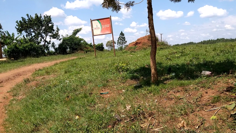 Mukono Residents Divided Over KCCA Mega Waste Landfill Project.