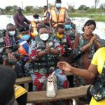 Nabbanja Delivers Relief to Kayunga Flood Victims, Amidst Kalangwa Nantaba Verbal Wars