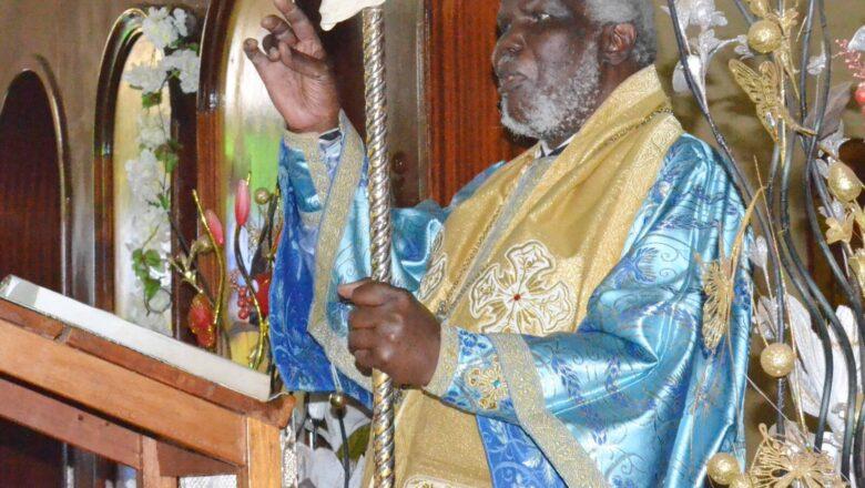 Sadness in the Orthodox Church As Metropolitan Yonah Lwanga Confirmed  Dead