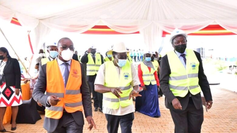 Member Of Parliament Commends NWSC