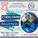 Celebrating October 'Cyber Crime Month'
