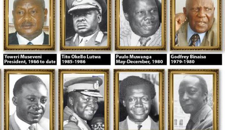 journey to Uganda's independence